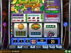 Fruit Loot Wild X Slots
